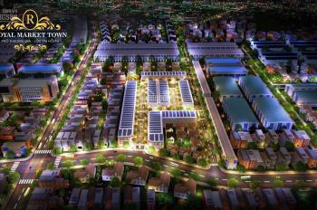 Đất nền ngay vòng xoay An Phú khu phố thương gia, KD buôn bán sầm uất nhất Thuận An chỉ 550 triệu