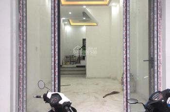 Nhà 6 lầu 7 PN dt 3,4m x 15m mới 100%,hẻm 3m,thông 2-3 đường