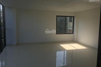 Cho thuê nhà mới đẹp sang trọng mặt phố Trần Quốc Vượng, Cầu Giấy. DT 100m2 x 7 tầng, mặt tiền 7m