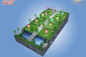 Đất nền ngây trung tâm TP. Bảo Lộc, sổ đỏ thổ cư giá rẻ để đầu tư. LH: 0848.855.579