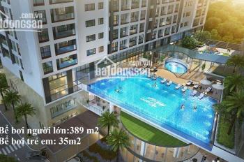 Bán căn hộ góc Minh Khai, Hai Bà Trưng, giá 31 triệu/m², nhận nhà tháng 11/2019
