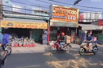 Bán nhà MTKD Bình Long, P.Phú Thạnh, DT: 5.5x30m cấp 4 đang cho thuê, vị trí đắc địa - 0938.161.559