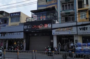 Cho thuê nhà MTKD đường Cao Thắng, phường 12, quận 10. 4x16m, trệt 2 lầu, giá 40 triệu/th