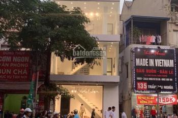 Cho thuê nhà mặt phố Quang Trung, gần ngã tư Nguyễn Du, Trần Quốc Toản, 30m2 x 3 tầng, MT: 4m