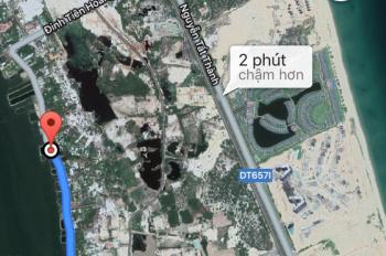 Chính chủ cần bán gấp mảnh đất mặt tiền đường Thủy Triều, Cam hải Đông, Cam Lâm. Lh 0903484266