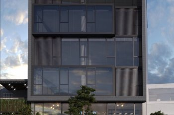 Chính chủ cho thuê tòa nhà đang hoàn thiện, làm VP, ngân hàng, bệnh viện... LH 0986311980