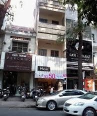 Bán nhà mặt tiền đường Thành Thái, P14, Q10, DT 5,5x25m