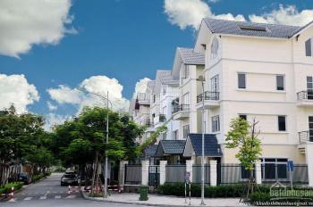 Cho thuê biệt thự tại KĐT Dương Nội, 183,5m2 * 4 nổi; 01 hầm; thuê lâu dài, giá dễ chịu