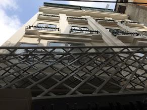 Nhà mặt ngõ kinh doanh khá tốt 55m2 x 5T mới, 2 mặt thoáng, 4,65 tỷ, ngõ Quỳnh, Thanh Nhàn