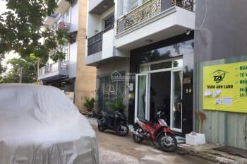 Bán nhà đường Nguyễn Hữu Dật, 4x15m, đúc 3,5 tấm