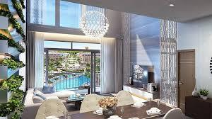 Bán cắt lỗ căn hộ Duplex Vinhome Gardenia chưa ở diện tích 115m2, 3PN, 2 tầng, view bể bơi