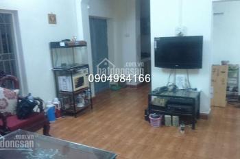 Cho thuê nhà riêng tầng 2 tập thể phố Trần Hưng Đạo, 65m2, 2PN đủ đồ, giá 9,5 tr/tháng