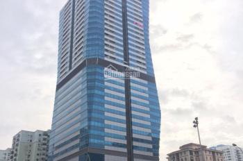 Cho thuê văn phòng Diamond Flower, Thanh Xuân, DT 100 - 600m2, giá 320.000đ/m2/th. LH 0961265892