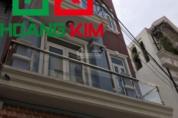 Cho thuê nhà mới HXH Thăng Long, P. 4, 1T 3L, 5x14m