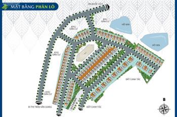 Bán đất nền Hưng Yên, ngay cạnh Eco Park, sổ đỏ trao tay, HTLS 0%