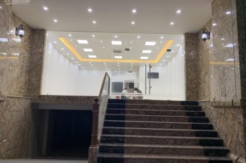 Chính chủ cho thuê mặt bằng kinh doanh tại mặt phố Lê Văn Thiêm, DTSD 100m2, LH Ms Tâm 0989.155.399