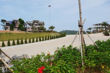 Mở rộng nhà hàng hải sản ở Móng Cái, cần bán biệt thự view biển Hạ Long, bể bơi 40m2, rộng 702m2