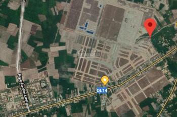 Chính chủ bán 701m2 có 200m2 thổ cư sát cổng KCN Becamex Minh Thành, Chơn Thành, Bình Phước
