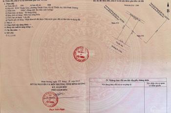 Bán đất 300m2 KDC Thuận Giao, giá 3 tỷ 300 triệu