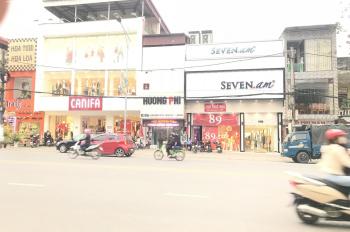 Chính chủ cho thuê 150m2, chân đế tòa nhà ngã tư quận Thanh Xuân. LH 0906218216