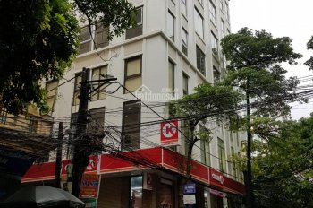 Chính chủ cần bán tòa nhà 10 tầng mặt ngõ 106 Hoàng Quốc Việt, Cầu Giấy. Giá 42 tỷ
