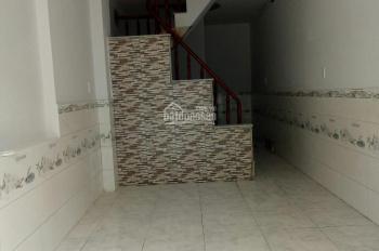 Bán nhà 3 x 10m, đúc 1 lầu, hẻm nhựa 3m, P. Hiệp Thành, Q12, SHC, giá 1 tỷ 2 ĐT 0902405086