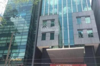 Bán nhà mặt tiền cao ốc Võ Văn Tần đoạn 2 chiều, 5 lầu, cho thuê gần 100 tr/th, giá 46 tỷ