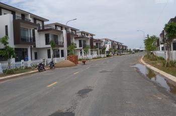 Kẹt tiền cần bán lại lô đất nền biệt thự B5 - 17 Trần Anh Riverside trung tâm thị trấn Bến Lức