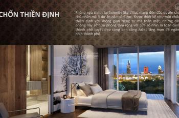 Bán căn hộ 3 phòng ngủ Serenity Sky Villa Quận 3, diện tích 243m2