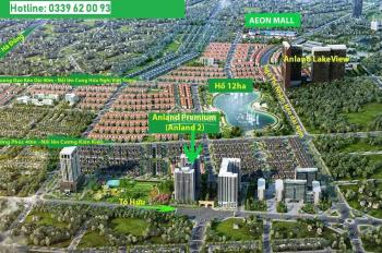 Chính chủ bán cắt lỗ gấp căn hộ 66m2 view hồ - Anland 2 - Chỉ 1,74 tỷ bao phí - LH 0339 62 00 93
