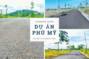 Chính thức nhận đặt chỗ block 1,2,3, dự án Khu đô thị Phú Mỹ Quảng Ngãi, block 1,2,3