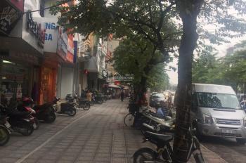 Bán nhà mặt phố Đào Tấn, Ba Đình, Hà Nội dt 45m2, lô góc giá chỉ 13,7 tỷ