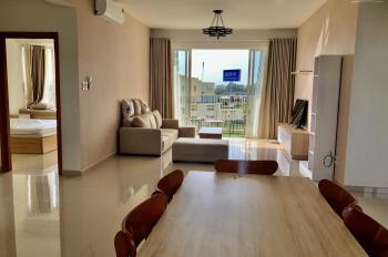 Cho thuê căn góc 3PN, 2WC, 3 mặt thoáng mát, nội thất mới tinh, sát Aeon