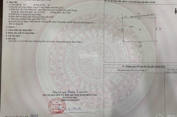 Chuyên mua bán, sang nhượng đất gần sân bay Long Thành, chỉ từ 800 ngàn/m2, sổ đỏ 0938.809.869