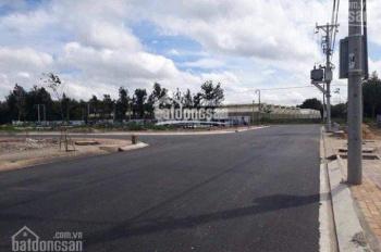 DT 2000m2 đất nền gần Bàu Bàng đối diện KCN xây trọ, sân banh xây villa KD giá 970tr, LH 0962607550