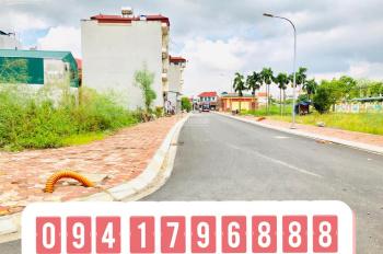 Bán 70m2 đất khu tổ dân phố tại Trâu Quỳ, Gia Lâm, Hà Nội, đường ô tô tránh nhau có vỉa hè 3m