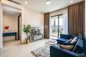 Cho thuê gấp căn hộ Sài Gòn Royal 85m2 2PN 2WC full nội thất view sông giá 28tr bao phí. 0906729193