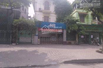Cho thuê nhà mặt phố biệt thự Nguyễn Hữu Thọ, Linh Đàm 220m2 x 3 tầng mặt tiền 12m, 0983455744