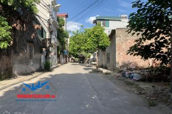 Bán gấp 116m2 đất mặt đường Cửu Việt, trâu Quỳ, gia Lâm. Lh 097.141.3456