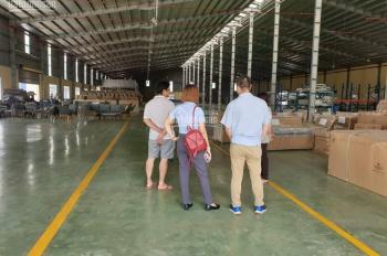 Bán nhà xưởng trong KCN Mỹ Phước 2