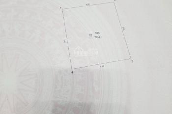 Bán nhà sổ đỏ chính chủ, mặt phố Chính Kinh, mặt tiền gần 4m