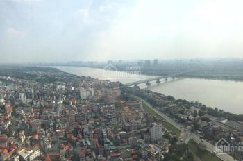 Cho thuê căn hộ đẹp nhất Mipec Long Biên 150m2, 3PN, view siêu cấp, đồ cơ bản 19 tr/th, 0829911592