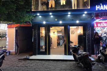 Cho thuê nhà mặt phố Quang Trung, Hoàn Kiếm