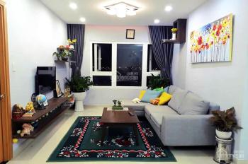 Cho thuê căn hộ chung cư Cửu Long, Phạm Văn Đồng DT 80m2, 2PN, NT cơ bản, 9tr/th. LH 0906357955 Vy