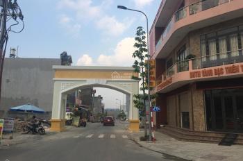 Đất mặt tiền ĐT 743 dự án Phú Hồng Thịnh 8, diện tích 100m2, sổ hồng riêng