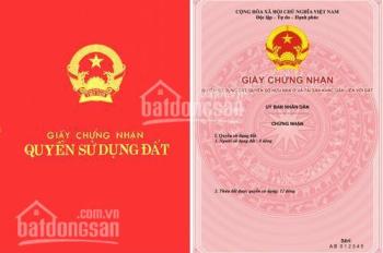 Bán 100m2 nhà đất sổ đỏ, mặt tiền 12m, trong ngõ 61 Khương Trung. Giá 6,8 tỷ