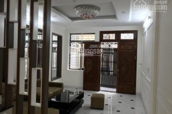 Chủ đầu tư rao bán căn nhà 5 tầng mới xây - DTXD 53m2 x 5 tầng - Ngõ Quỳnh, Bạch Mai