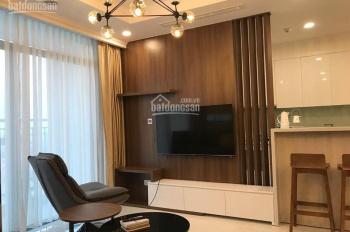 Cho thuê căn hộ Vinhomes Central Park, 4 phòng ngủ, 188m2, 40.82 triệu/tháng, nội thất cao cấp
