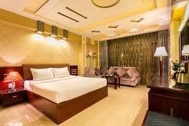 Cho thuê khách sạn Belami 59 Hai Bà Trưng P Bến Nghé Quận 1 hầm 10 lầu 36P cao cấp LH 0899310094