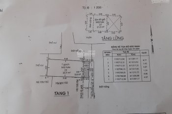 Nhà 1 trệt 1 gác, hẻm 155, đường 14, P. Phước Bình, Quận 9, DT 40m2/2.25 tỷ